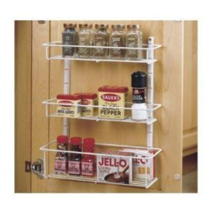 Adjustable Spice Rack Wardrobe World Get Organised For